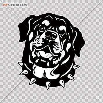 Vinyl Sticker Waterproof Decal Rottweiler
