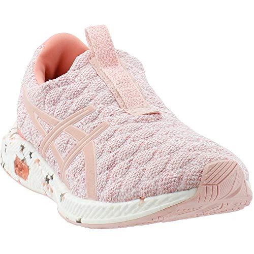 m Hypergel begonia seashell Asics Shoes D Us Running Women's Begonia 10 Pink Pink Pink kenzen Nylon 6rq0H5nP0w
