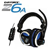 Turtle Beach TBS-2214 Ear Force Z6A Gaming Headset with Multi Speaker 5.1 Surround Sound