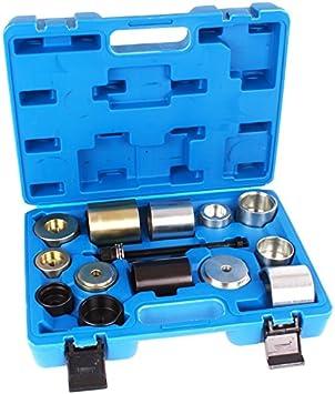 Tecpo Silentlager Werkzeug Kompatibel Mit Bmw E36 E46 E38 E39 E60 E61 E31 E90 E91 Gummilager Buchsen Baumarkt
