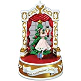 THE SAN FRANCISCO MUSIC BOX COMPANY Clara and the Nutcracker Suite Rotating Musical