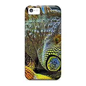 Awesome Design Colourful Creature Hard Case Cover For Iphone 5c