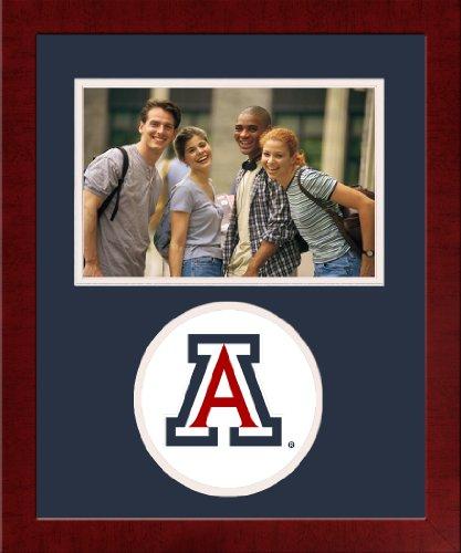 Campus Images University of Arizona Wildcats Spirit Photo Frame (Horizontal) Arizona Wildcats Photo Album