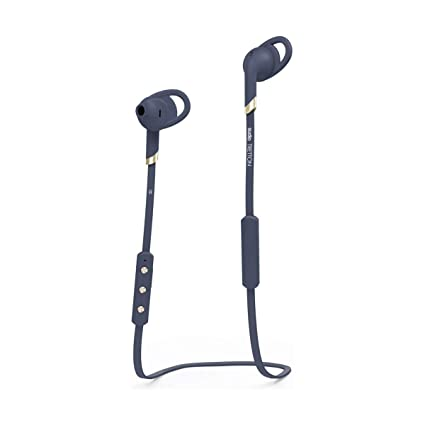 dcccd4ba291 Amazon.com: Sudio 【 TRE Earphone Wireless Bluetooth 4.1 Built-in Microphone  Anti-Sweat Clear Sound Custom Wing Chip White: Home & Kitchen