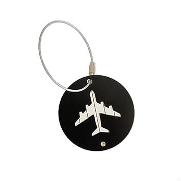 TJBGADIEMS Identificador Niños Identificador de Equipaje Identificador de Maletas Tag Travel Equipaje de Mano Infantil Equipaje Mano Avion Equipaje de Mano ...