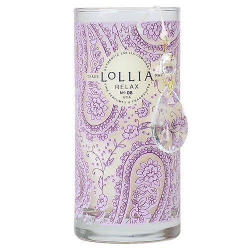 Lollia Relax Petite Luminary Candle-10.25 ()