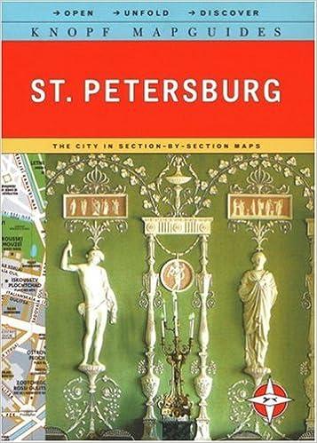 Petersburg St Knopf MapGuide