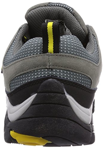 Grau Gelb Gevavi Uomo Safety Sneaker Giallo InIw1UqAf