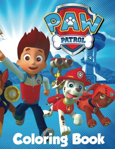 Paw Patrol Coloring Pages. 87 Pictures. Print for Free | 500x386