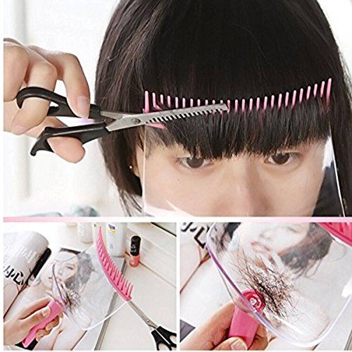 LuckyFine Hair Cutting Tools Hair Clipper Trimmer Bangs C...