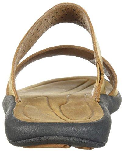 II Dark Nubuck Caprizee Elk Women's Slide Columbia Grey Sandal UHCvvw