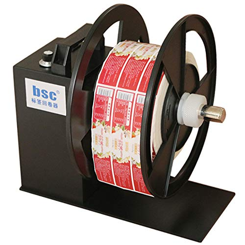 Label Rewinder for BSC-T6 Label Printer by TIANLUAN