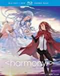 Project Itoh: Harmony  [Blu-ray + DVD]
