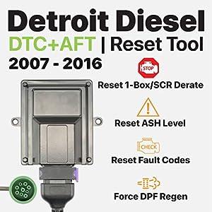 OTR Performance Detroit Diesel | Heavy Duty Diagnostic Tool | Forced DPF Regen | Soot Level Very High Reset | Ash Accumulator Reset | DD13 DD15 DD16 | 2007-2016