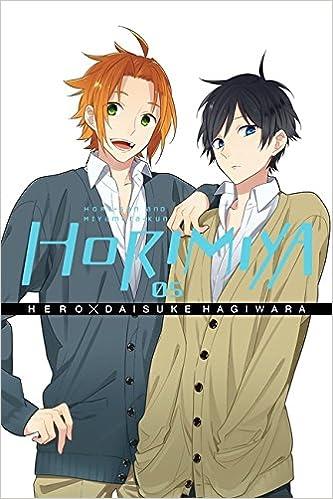 horimiya 5  Horimiya, Vol. 5: : HERO, Daisuke Hagiwara: Libri in altre ...