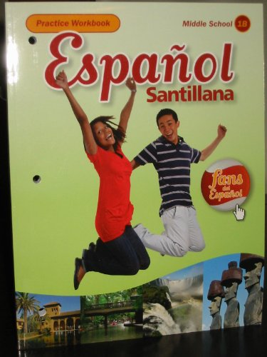 Free Espanol Santillana, Practice Workbook