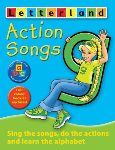 Download Action Songs (Letterland) pdf