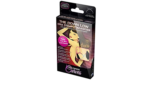 Hollywood Curves Womens The Down Low Bra Strap Converter OS Nude at Amazon Womens Clothing store: