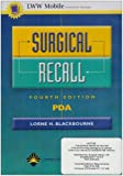 Surgical Recall for PDA, Blackbourne, Lorne H., 0781766974