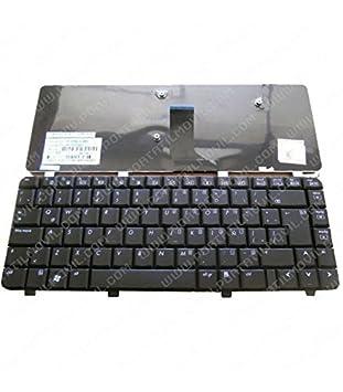 Portatilmovil - Teclado para HP COMPAQ PRESARIO C700 C762ES C762 Latino: Amazon.es: Electrónica