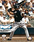 Brewers Ryan Braun Hand Autographed Signature 8x10 Photo JSA Authentication Hand Autographed Signature Auto Mvp Milwaukee Mint