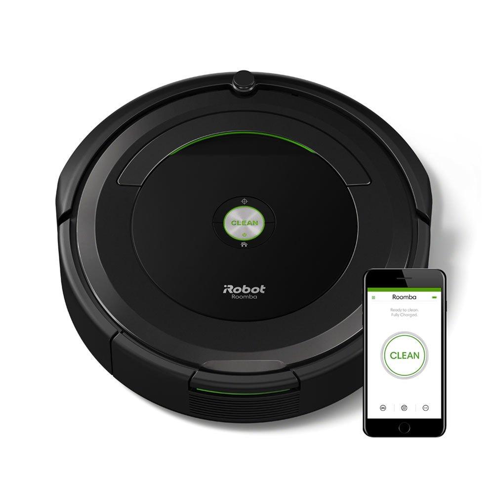 iRobot Roomba® 696 vacuuming Wi-Fi Robot - UK Stock: Amazon.es: Hogar