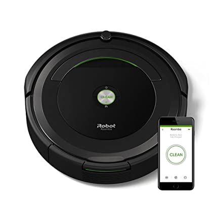 iRobot Roomba® 696 vacuuming Wi-Fi Robot – UK Stock