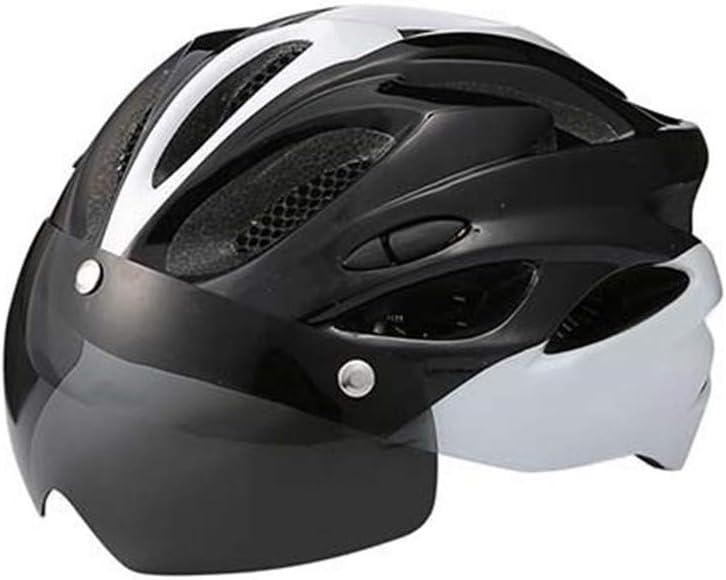 NOLOGO Yg-CT Nuevo con los anteojos del Casco de Ciclista Equipos Montar los Hombres de a Caballo Integrado-Mold tamaño Fresco de montaña Casco de la Bici