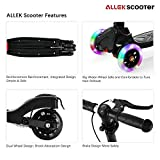 Allek Scooter, 3 Wheels Kick Scooter for Kids