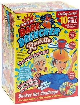 Dare Drencher Roulette - Juegos familiares - Juegos de mesa ...