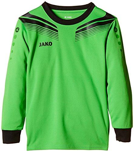 JAKO Kinder Torwart Trikots Pro, Soft Green/Schwarz, 140, 55651