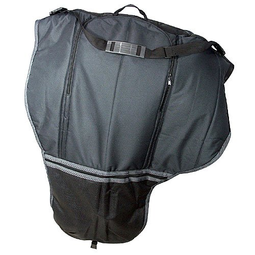 Intrepid International Western Deluxe Saddle Carry Bag