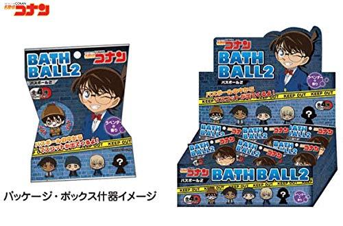 名探偵コナン 入浴剤 マスコットが飛び出るバスボール2 【BOX(24入)】   B07KM3KWQY