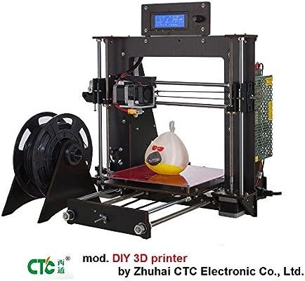 B&Bit Informatica - Impresora 3D Prusa CTC DIY, incluye kit de ...