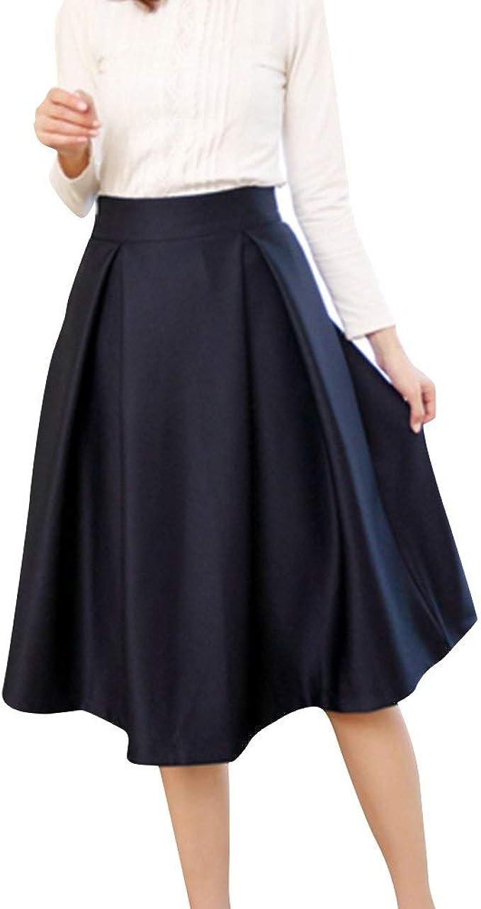 Faldas para Mujer Casual para Moda De Verano Falda Mujer Ropa ...