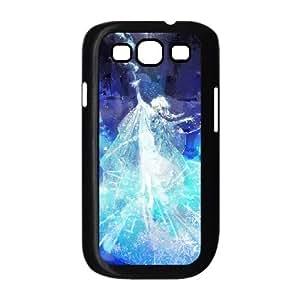 Samsung Galaxy S3 9300 Cell Phone Case Black Disney Frozen SLI_520960
