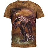 Giraffe Sunset T-Shirt