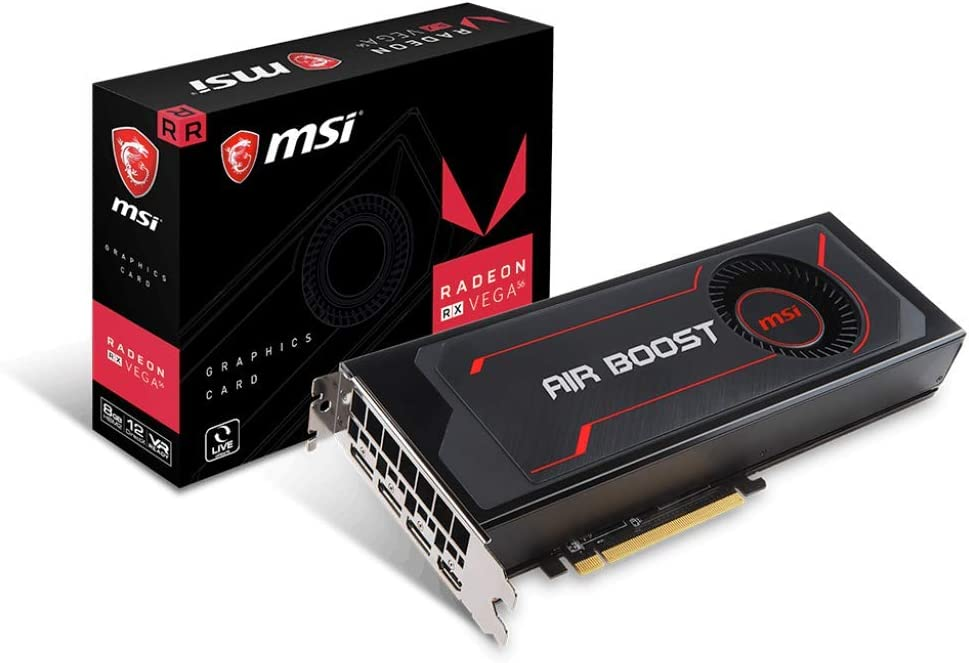 Radeon RX Vega 56 Air Boost 8G ( New ) (Renewed)