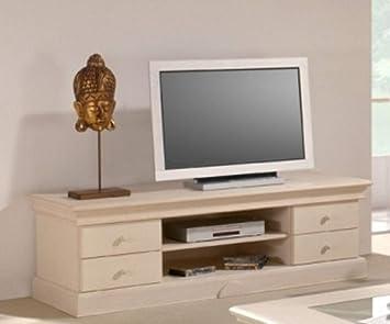 Casamia Tv Lowboard Tv Konsole Terrano 4 Schube 1 Auszugboden