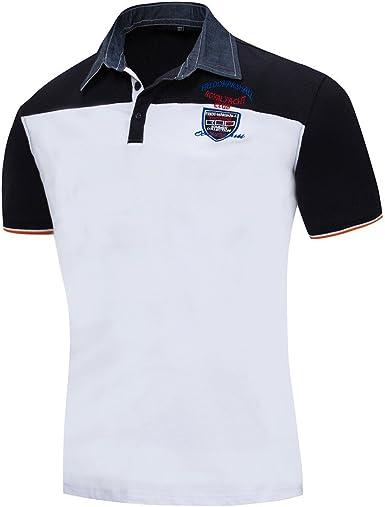 Fannyfuny camiseta Hombre Camiseta Hombre Manga Corta Hombres ...