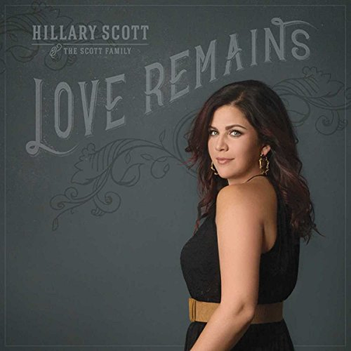 Love Remains Album Cover