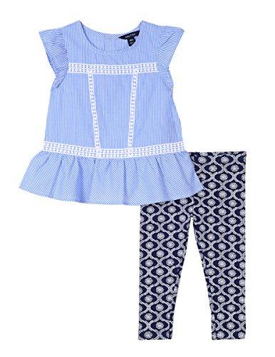 Top pinstripe leggings for girls for 2019