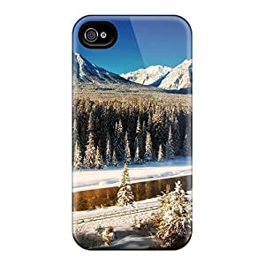 Iphone 4/4s Hard Case With Awesome Look - STArsyb2928UhPsp