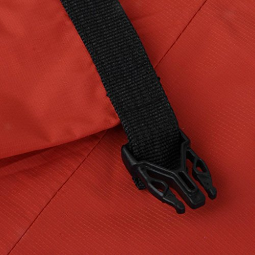FidgetFidget Kayak Orange Set of 3Pcs Waterproof Dry Bag for Camping Canoeing Rafting by FidgetFidget (Image #2)
