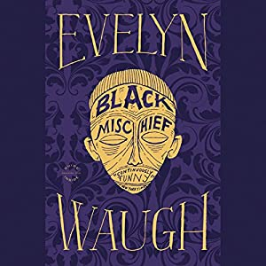 Black Mischief Audiobook