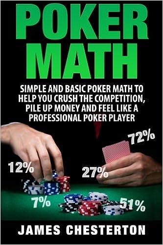 Best poker math book webcam casino saint valery en caux