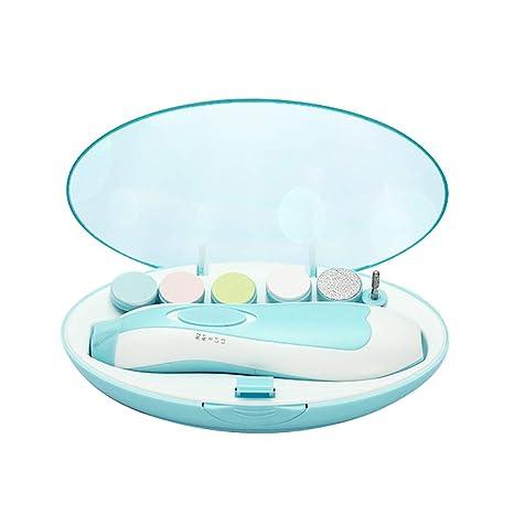 Lefu Recortadora uñas bebés con clippers ligeros, seguros y seguros ...