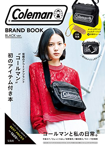 Coleman BAG BOOK BLACK ver. 画像 A