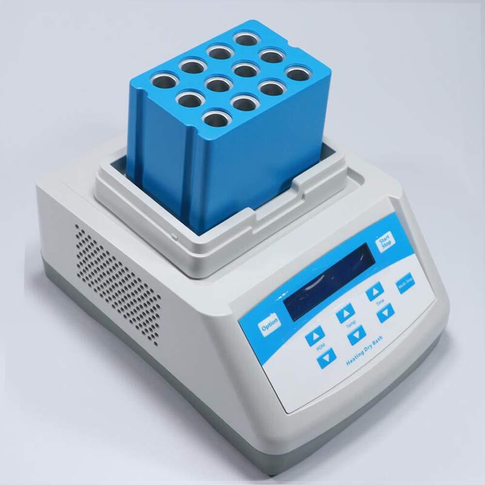 Gel Heating Machine - Portable 12 x 5ml 110V PRP PPP Gel Maker Heater Plasma Bio-Filler Gel Making Instrument with Digital Display