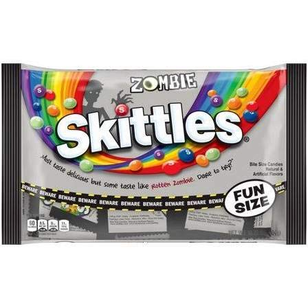 Halloween Skittles – Zombie Skittles are Back for 2020!